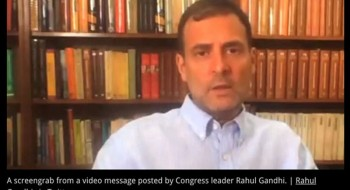 says Rahul Gandhi